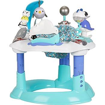 Exersaucer Polar Playground Bouncing Activity Center