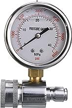 Best adding pressure gauge to pressure washer Reviews