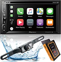 Pioneer AVH-1500NEX Double Din Apple Carplay In-Dash DVD/CD/Am/FM Car Stereo Receiver W/ 6.2