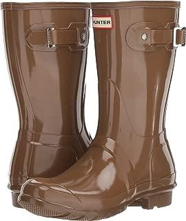 Womens Original Short Gloss Rain Boots