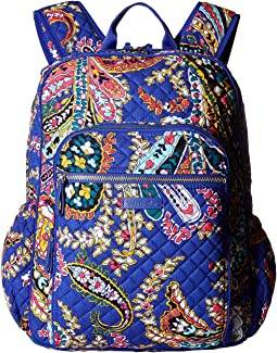 6f72c807e8 Romantic Paisley. 23. Vera Bradley. Iconic Campus Backpack