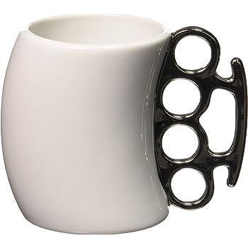 Fred FISTICUP Ceramic Knuckleduster Mug
