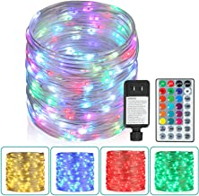 led outdoor light rope