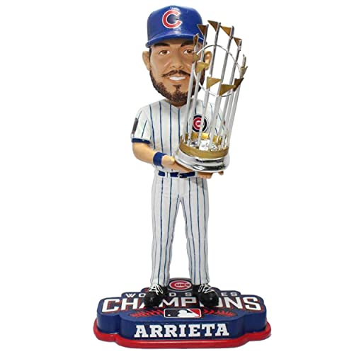 1070c3875d8 FOCO MLB Chicago Cubs Jake Arrieta Unisex Arrieta J.  49 2016 World Series  Champions