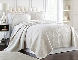 Best lenox quilted 3 piece coverlet set Reviews