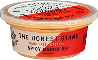 The Honest Stand, Dip Spicy Nacho Organic, 9 Ounce