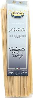 Camp'Oro Le Aromatiche Tagliatelle Italian Pasta, Truffle, 17.6 Ounce