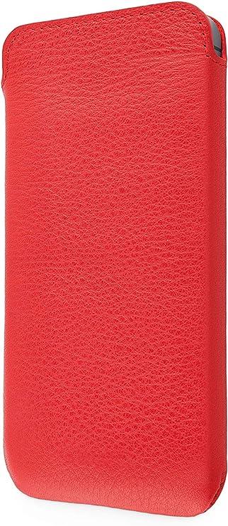 Wiiuka Echt Ledertasche Pure Für Apple Iphone 5 Elektronik