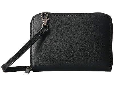 Scully Stadium and Day Trip Crossbody (Black) Cross Body Handbags