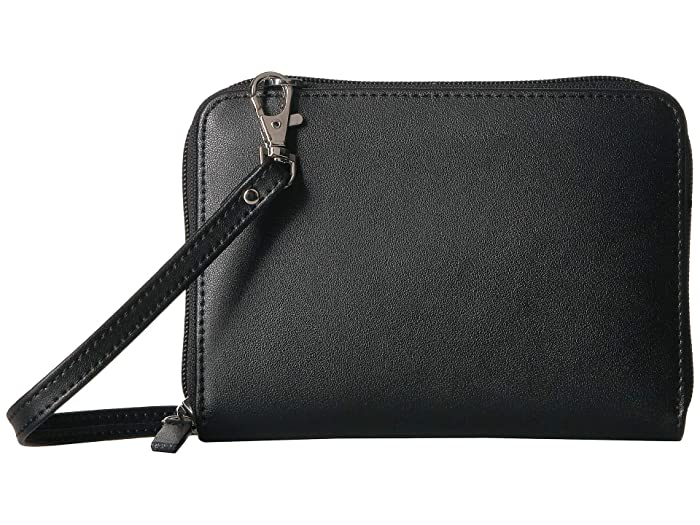 Scully  Stadium and Day Trip Crossbody (Black) Cross Body Handbags