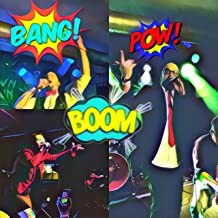 Bang Boom Pow (feat. Sir Jinn & Ms Red) [Explicit]