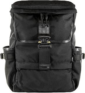 Menace Backpack   Black Ballistic Nylon