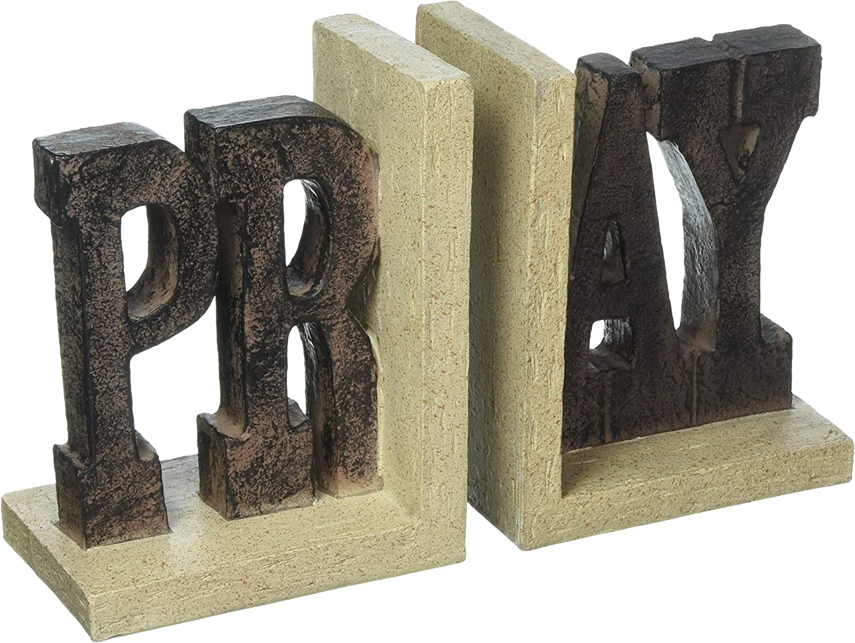 Pray Miami Max 55% OFF Mall Bookends