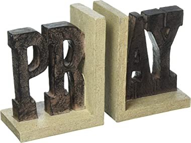 Pray Bookends