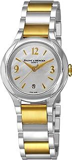 Baume & Mercier Women's 8773 Ilea Swiss Two-Tone Watch
