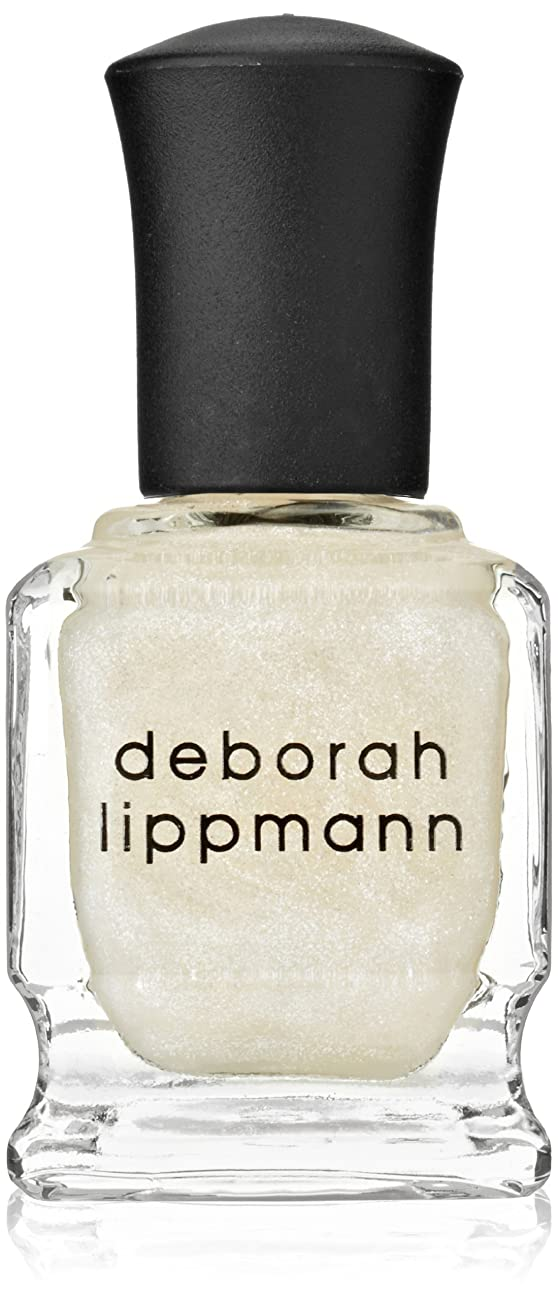 ブレースカフェテリア状況[Deborah Lippmann] デボラリップマン ブリング オン ザ ブリング BRING ON THE BLING 透明感のあるきめ細かいラメ。 単色で使ってもとてもきれいですが、 大きめのラメポリッシュ 容量15mL