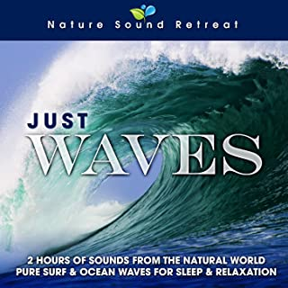 Just Waves: 2 Hours of Sounds from the Natural World (Pure Surf & Ocean Waves for Sleep & Relaxation)