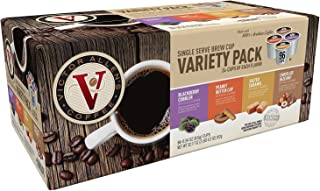 Sweet and Salty Variety Pack for K-Cup Keurig 2.0 Brewers, 96 Count, Peanut Butter Cup,..
