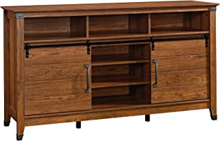 Sauder Carson Forge Credenza, For TV's up to 60
