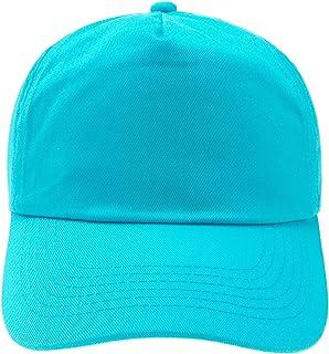 4sold Casquette Unisexe Broderie Coton Baseball Cap GarçOns Filles Snapback Hip Hop Flat Hat Bonnet