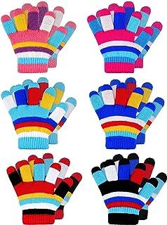 BETOY Strickhandschuhe Kinder