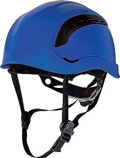 Delta Plus Venitex Granite Wind Mountaineering Helmet Hard Hat Working at Height (Blue)
