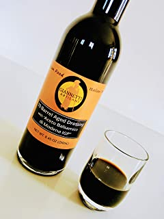 Giannetti Artisans Aged 12 Years Certified Balsamic Vinegar Imported from Modena - IGP (PGI Certified) 8.8 oz