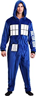 MJC International Group, LLC Doctor Who Adult Tardis Union Suit