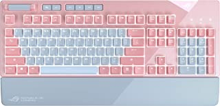 ASUS ROG Strix Scope RGB Mechanical Gaming Keyboard with Cherry MX Red Switches Cherry MX Brown