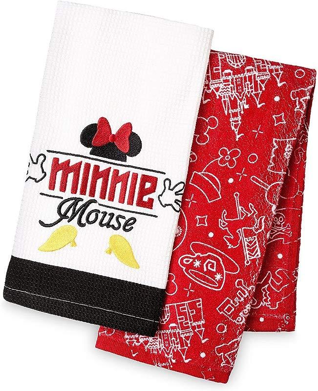 I Am Minnie Mouse Kitchen Dish Towel Set