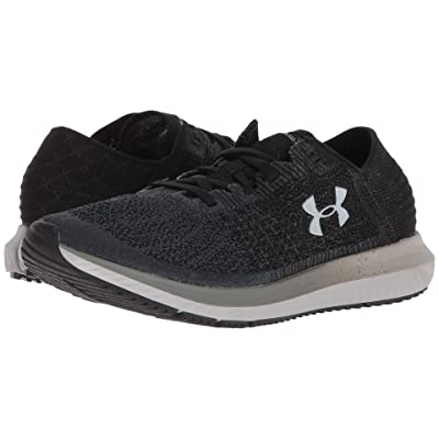 Under Armour UA Threadborne Blur (Black/Anthracite/Overcast Gray) Women
