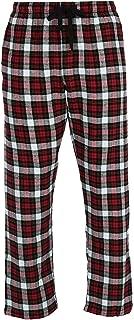 Hanes Men's Big and Tall Flannel Lounge Pajama Pants