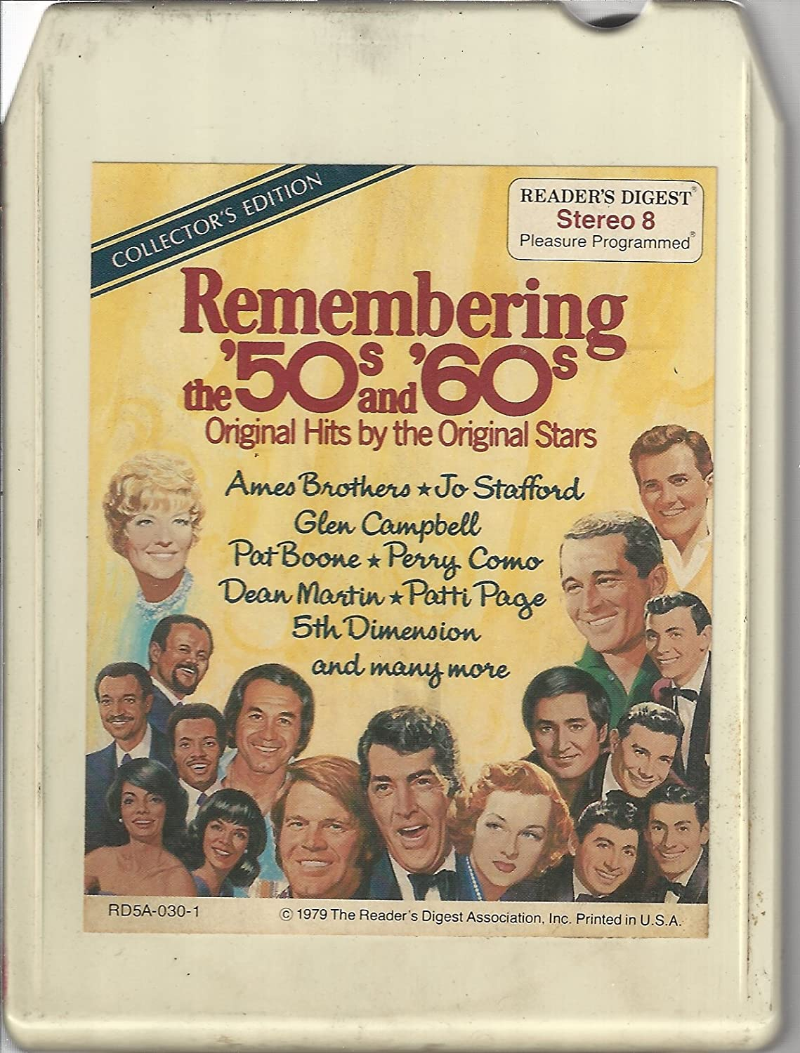 Amazon.com Readers Digest   Remembering The '20's And '20's ...