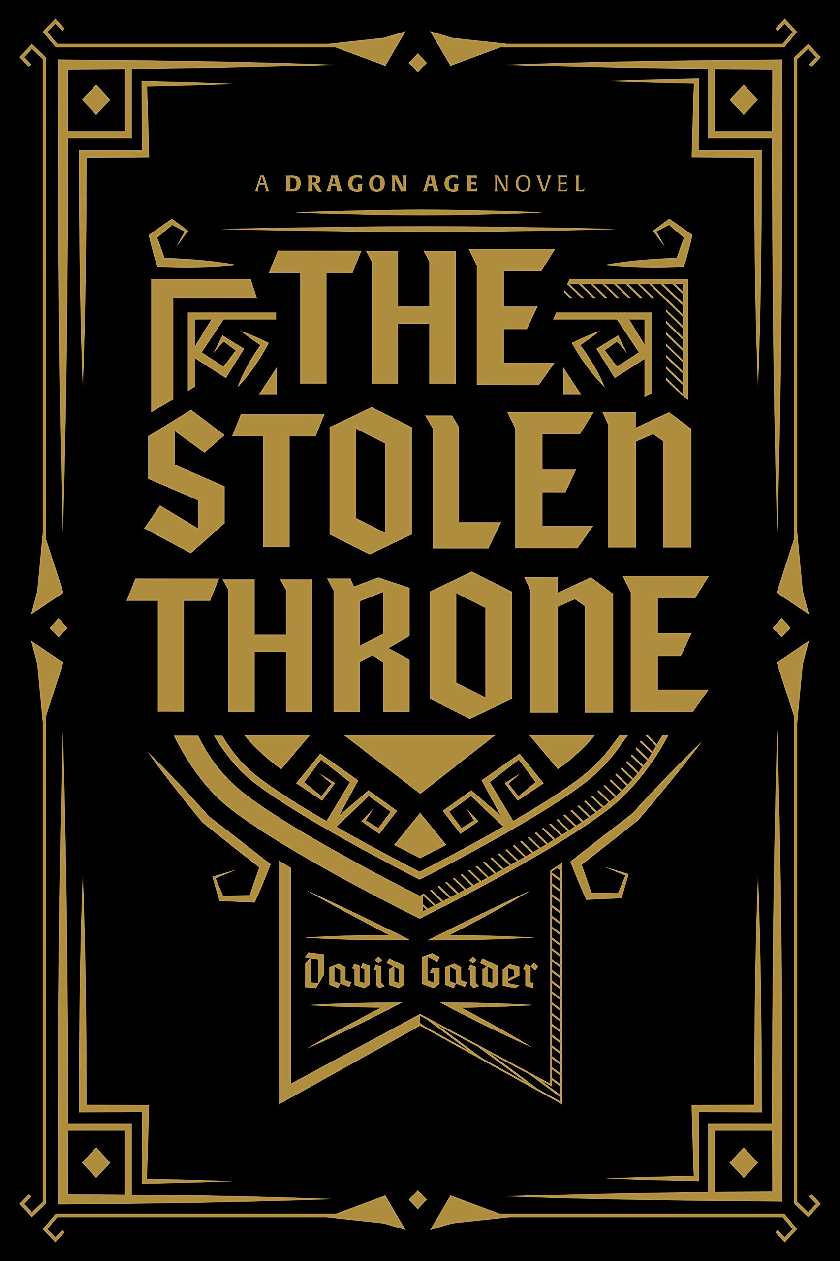 Dragon Age: The Stolen Throne Deluxe Edition