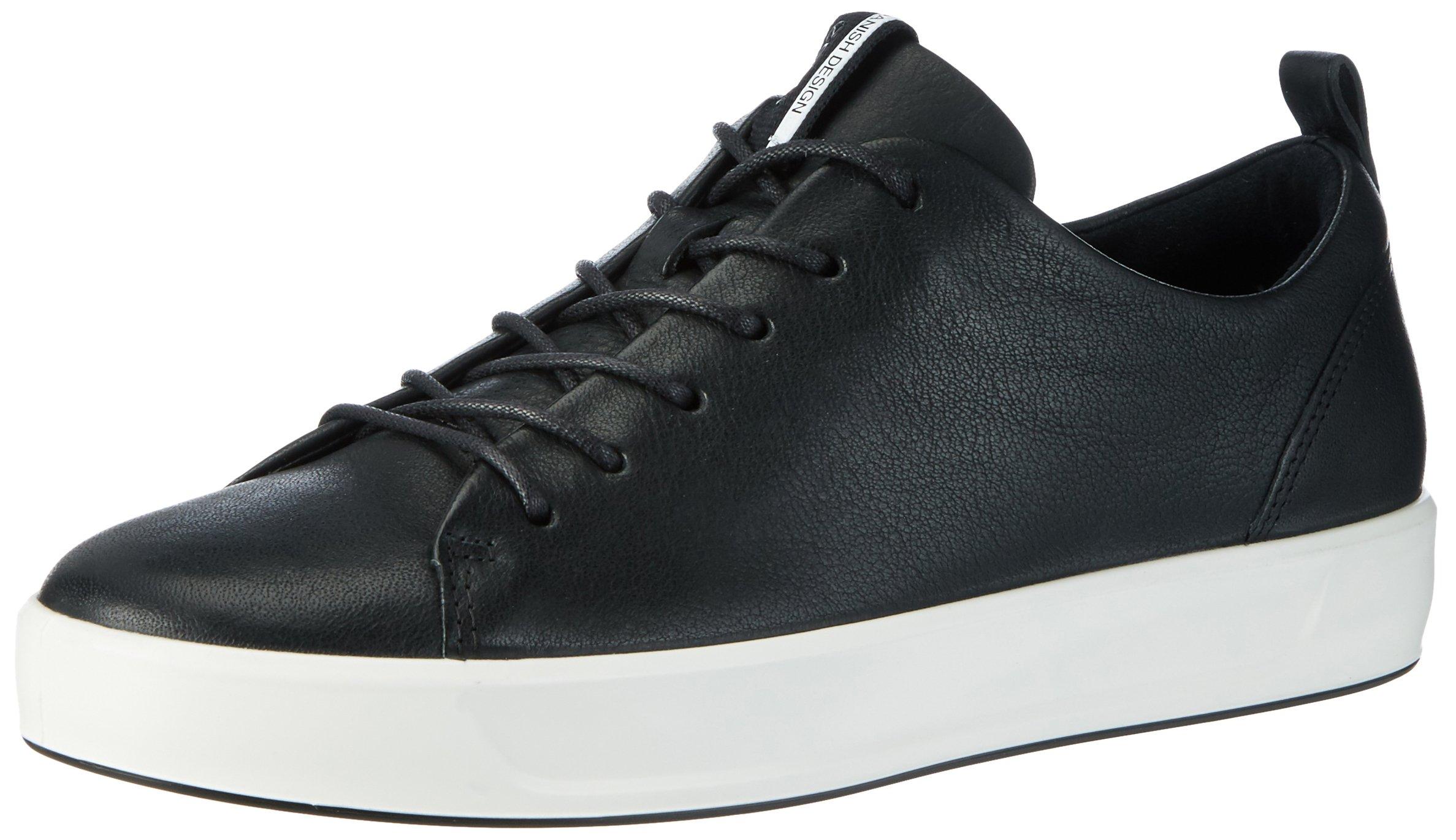 ECCO 女式 Soft 8 时尚运动鞋