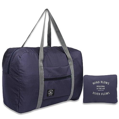 c8472f1bdb Travel Foldable Duffel Bag for Women   Men