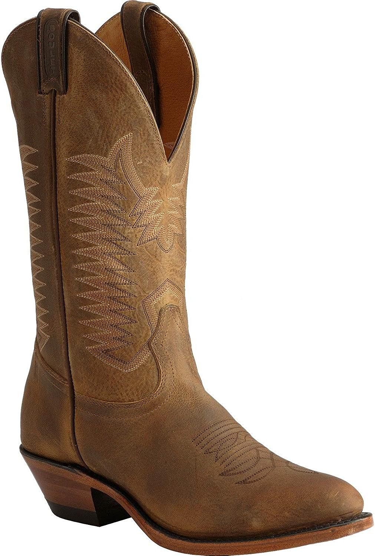 Soul Rebel Stiefel Amerikanischen–Cowboystiefel  Schlangenhaut Stiefel Country bo-1828–72-e (Fu Normal)–Herren–Braun