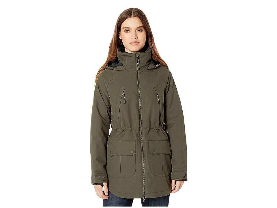 Burton Prowess Jacket (Forest Night) Women