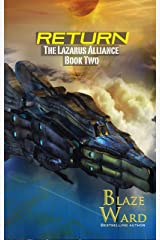 Return (The Lazarus Alliance Book 2) Kindle Edition