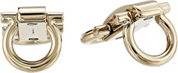 Salvatore Ferragamo - Gancio Time Cufflinks