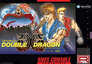 Retroism Return of Double Dragon (SNES Compatible) - Super NES