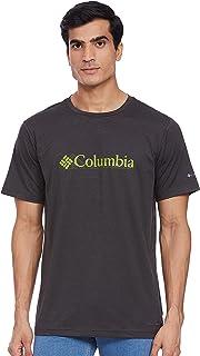 Columbia mens Tech Trail Graphic Tee T-Shirt