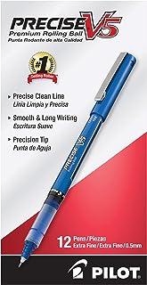 PILOT Precise Grip Liquid Ink Rolling Ball Stick Pens