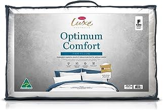 Tontine Luxe Optimum Luxe Optimum Comfort Pillow, Firm