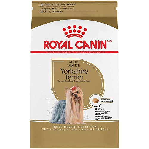 Royal Canin Breed Health Nutrition Yorkshire Terrier Adult Dry Dog Food efdc8c60f1