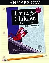 Latin for Children, Primer B Key