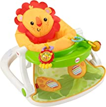 Fisher-Price Sit-Me-Up Floor Seat with Tray [Amazon Exclusive]