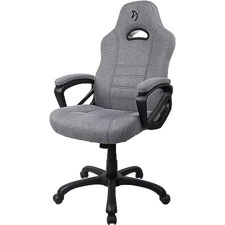 Arozzi ENZO-WF-GYBK Computer Gaming/Office Chair, Black