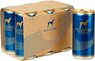 Windspiel Tonic Water Dosen 6 x 200ml - 6er Set als Filler für Cocktails und Longdrinks inkl. Pfand