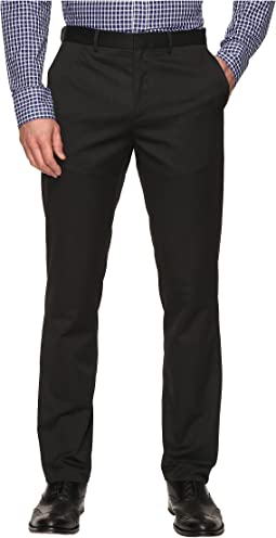 Slim Fit Ticking Stripe Pant